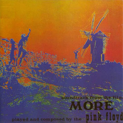 Pink Floyd More Frontal