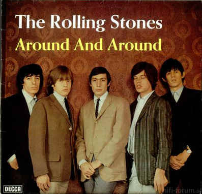 Rolling Stones Around And Around 77722