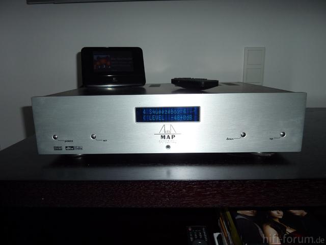 Audionet MAPV2