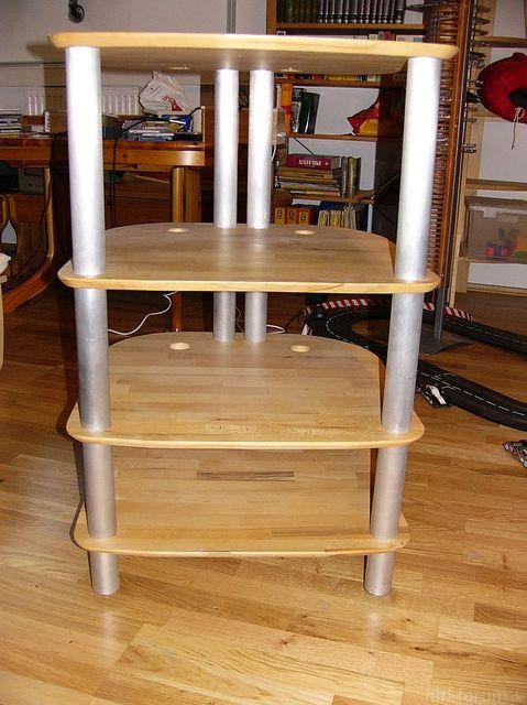 biete eigenbau rack f r stereoanlage zubeh r sonstiges hifi forum. Black Bedroom Furniture Sets. Home Design Ideas