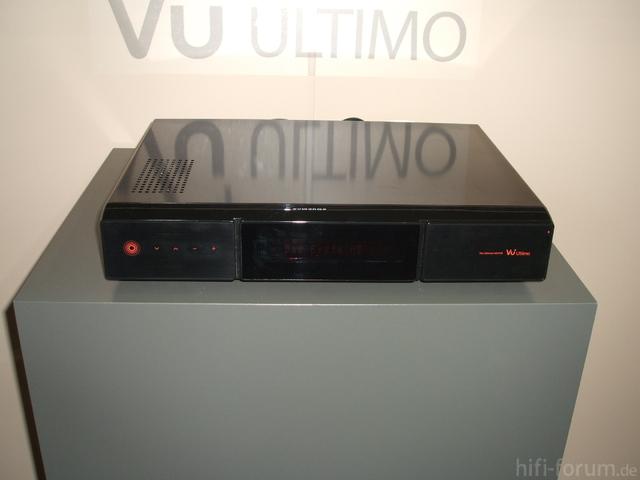 VU+ Ultimo (Front)