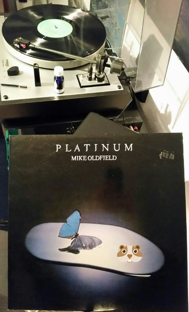 MIKE OLDFIELD Platinum (1979)