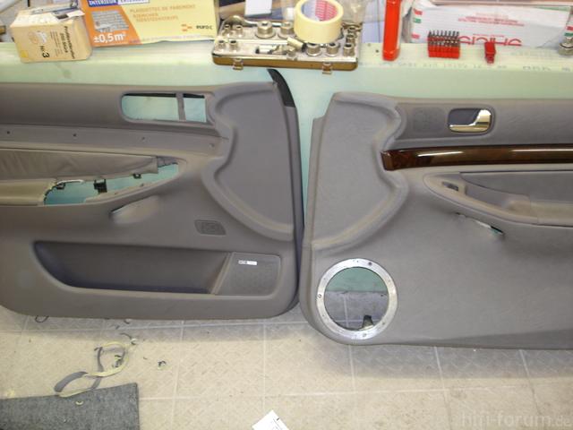 Audi A4 B5 Avant Frontsystem Subwoofer Car Hifi Kaufberatung