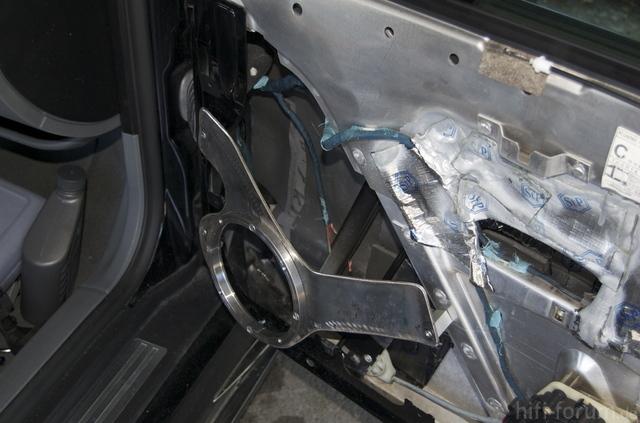 Tieft?nerhalterung Audi Tt 1