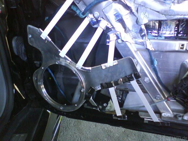 Tieft?nerhalterung Audi Tt 2