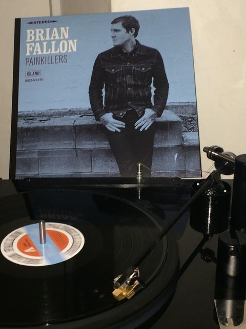 Brian Fallon - Painkillers [2016]