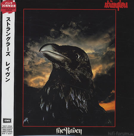 The Stranglers - The Raven (JP)