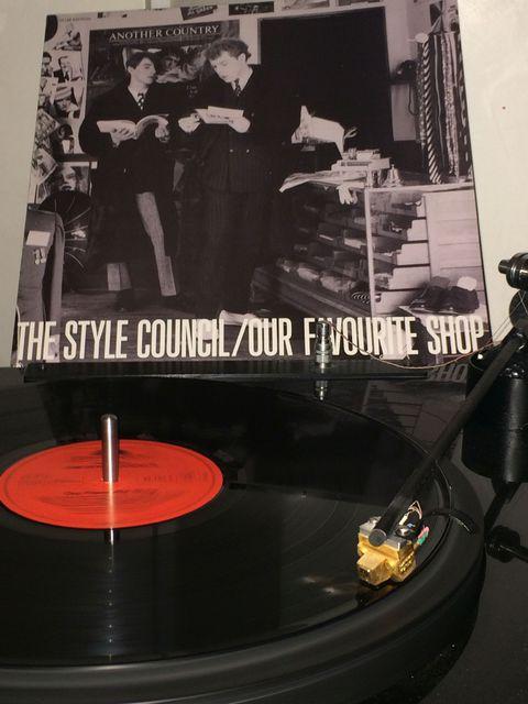 The Style Council - Our Favourite Shop - LP