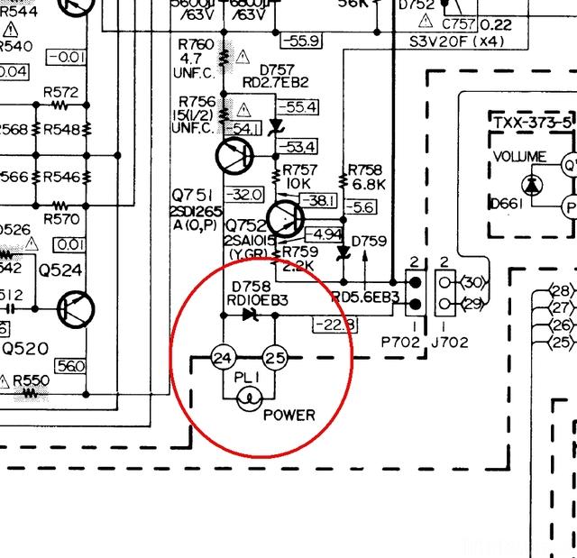 Welche Ersatzbirne? 2V 90mA, Hifi-Klassiker - HIFI-FORUM