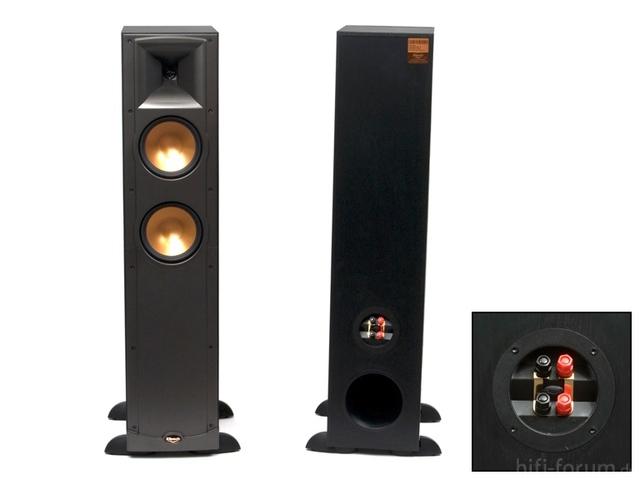 Klipsch Rf 25 Floorstanding Loudspeaker Detail Products