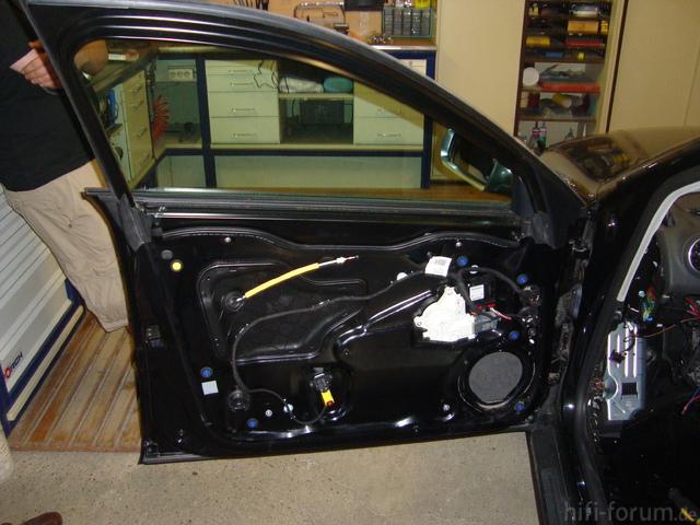 Audi A3 Sportback  T?r Ged?mmt Zusammengebaut