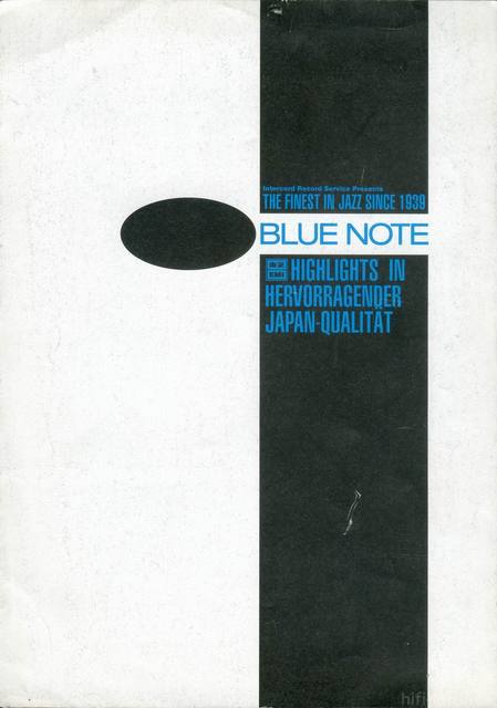 Blue Note Katalog 1