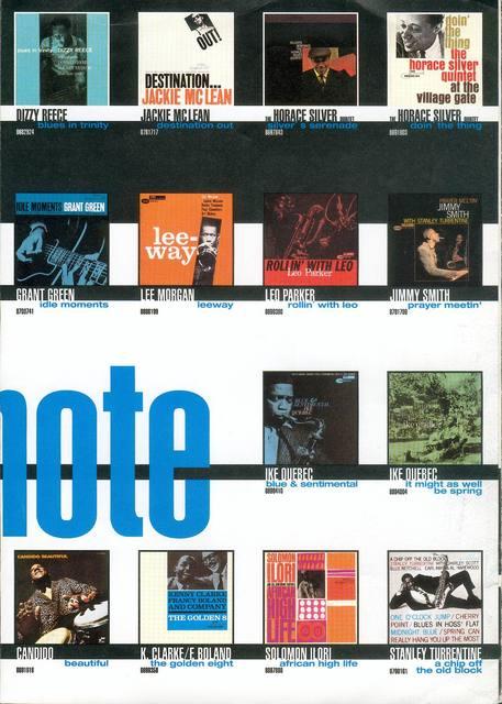 Blue Note Katalog 4