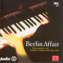CD  Berlin Affair  Vorne 220  220