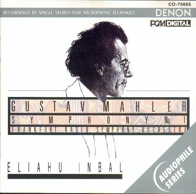 Mahler Denon