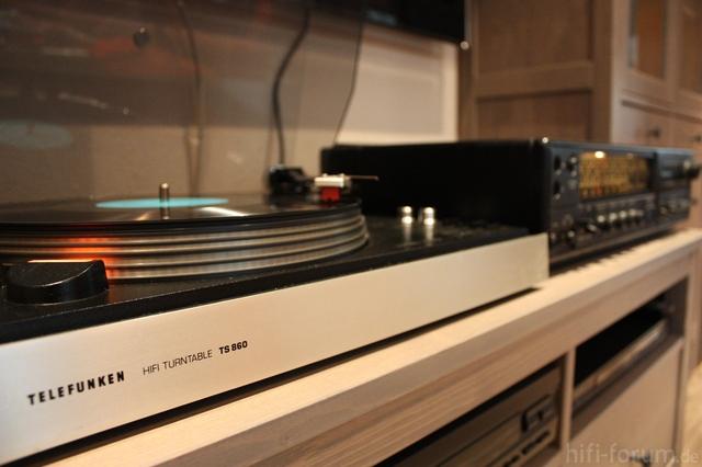 TS860 und HR4000 hifi
