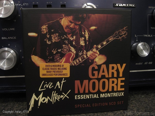 Gary Moore Montreux