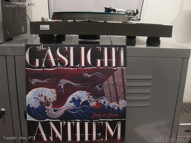Gaslight Anthem First Lp  002