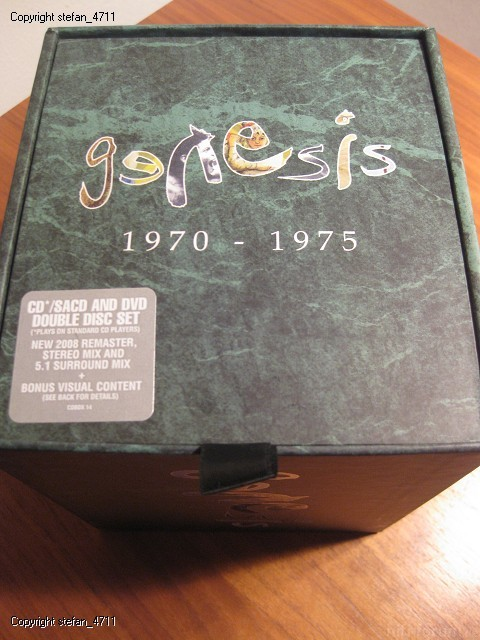 Genesis Box 012