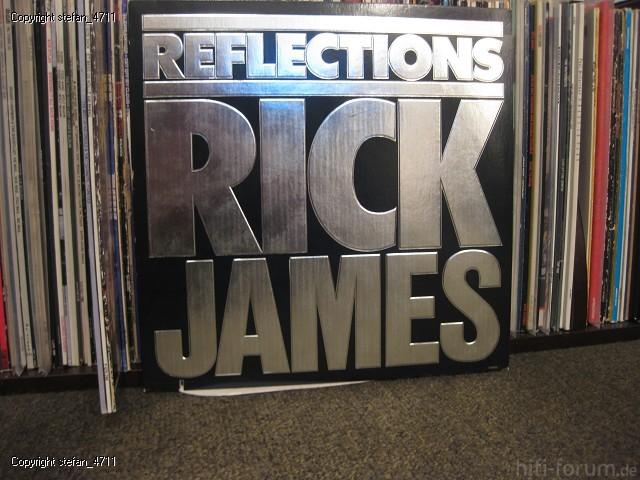 Rick James Vinyl