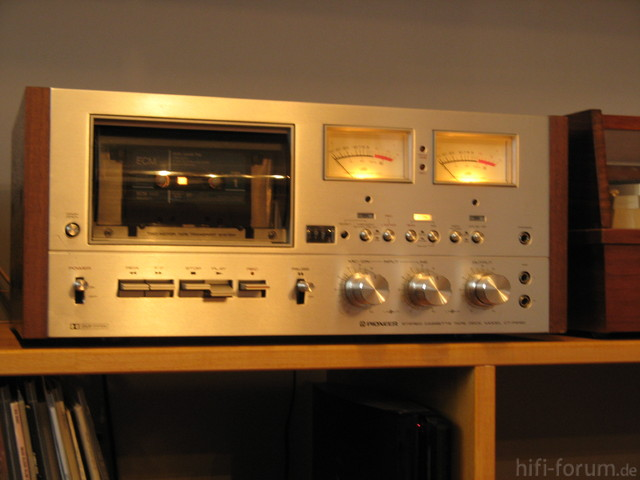 Pioneer CT-F 9191