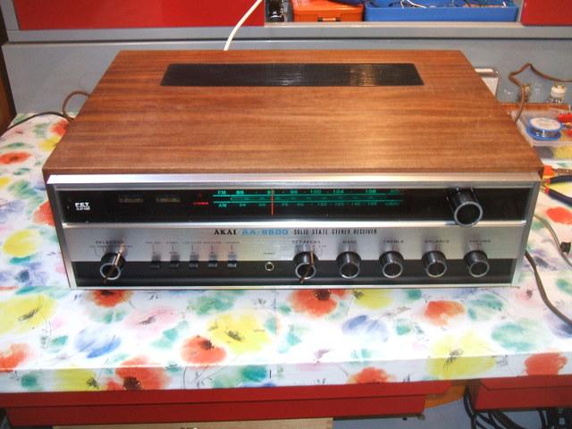 Akai AA-6600