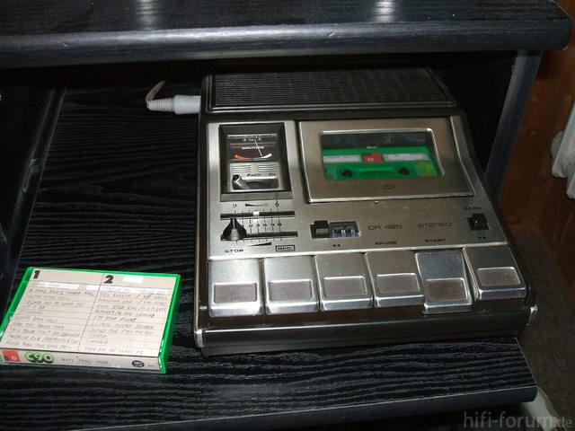 Grundig CR 485 Stereo