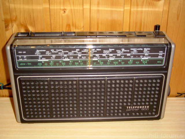 Telefunken Partner 600 (1977/78)