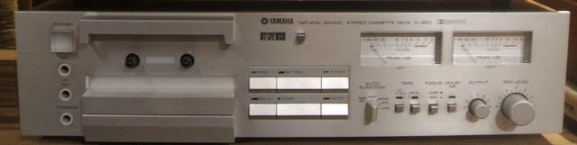 Yamaha K-850