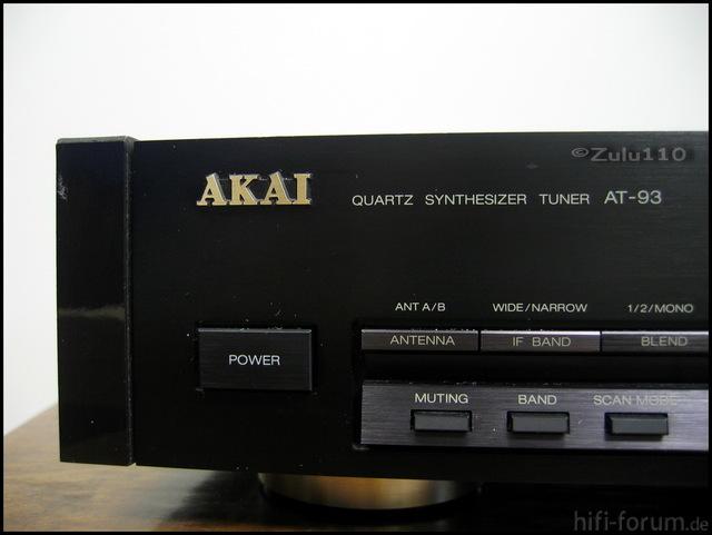 Akai AT-93
