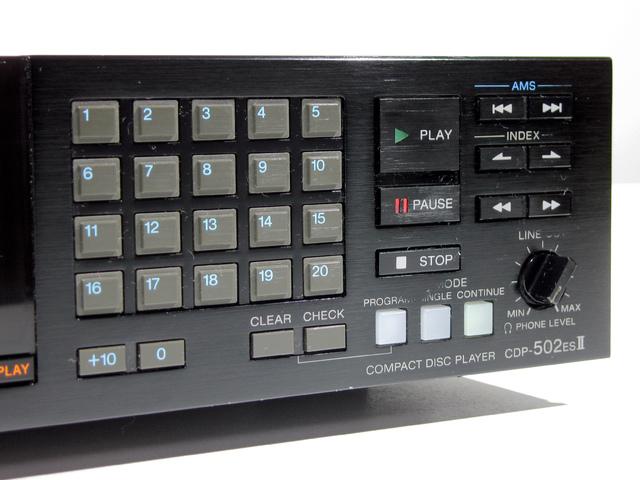CDP-502ESII