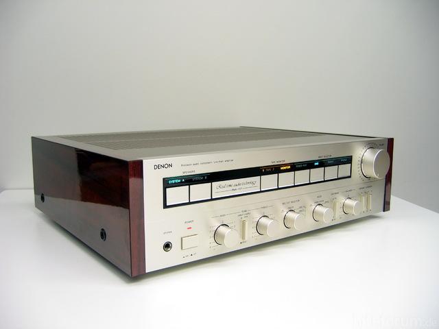 Denon PMA-757