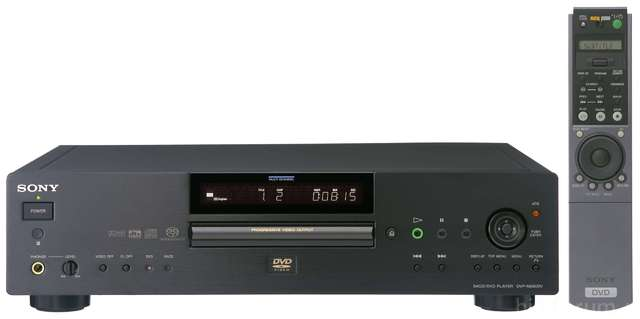 DVP-NS900V