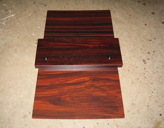 Holzdekore