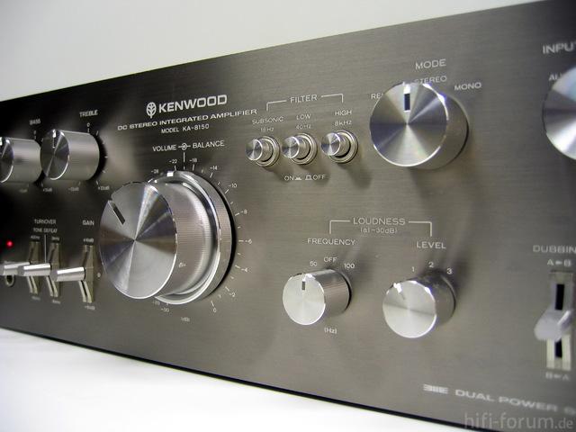 Kenwood KA-8150