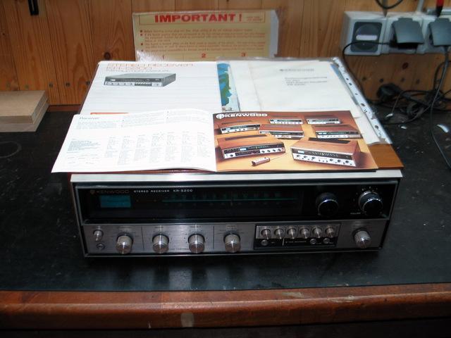 Kenwood KR-5200