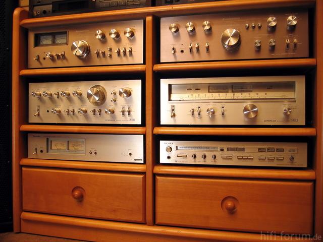 Pioneer SA-9500II Und TX-9500II