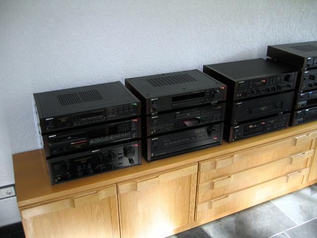 Sony Anlage 2
