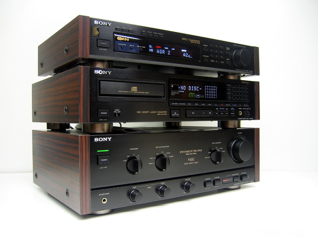 Sony Anlage 6