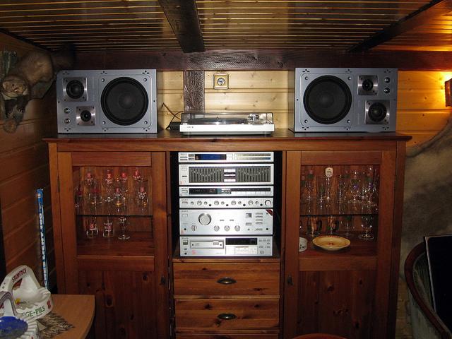 Sony Anlage 80er