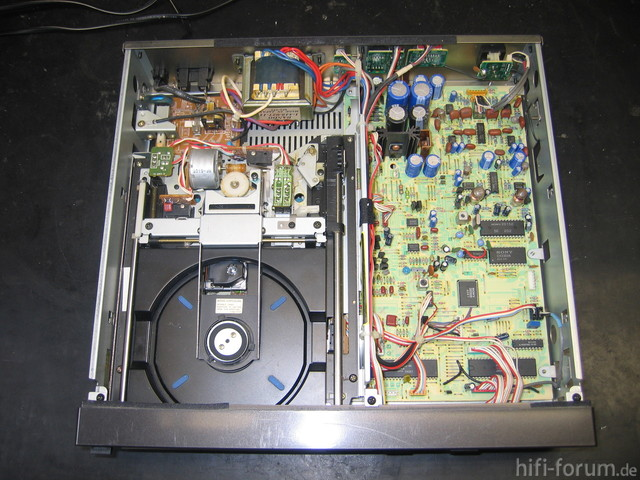 Sony Cdp 102 Innenansicht 12752