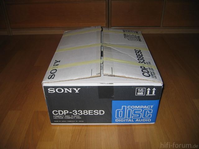 Sony CDP-338ESD OVP