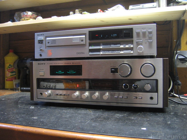 Sony CDP-501