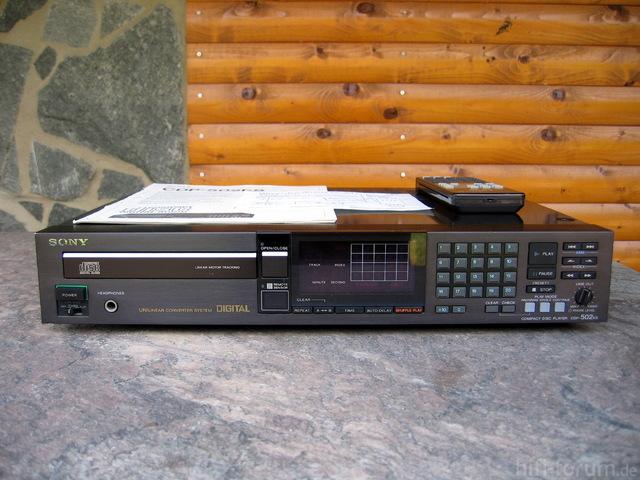 Sony CDP-502ES