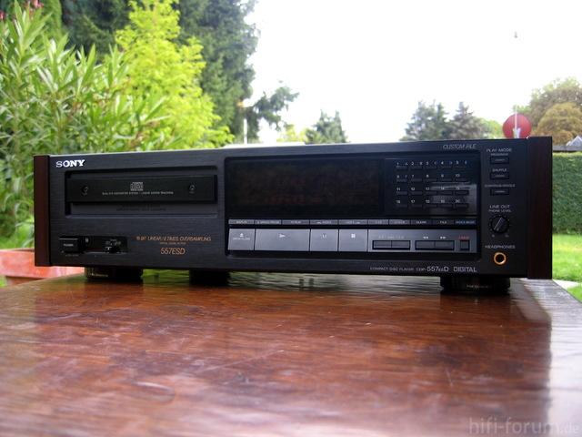 Sony CDP-557ESD