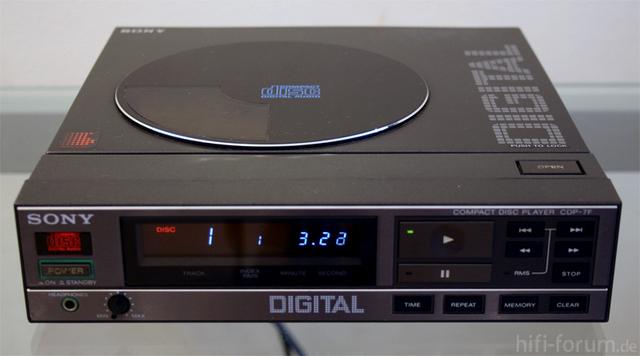 Sony CDP-7F