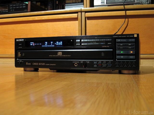 Sony CDP-C85ES