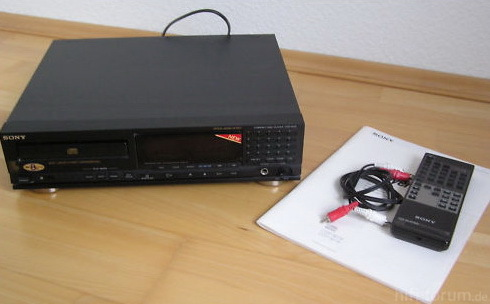 Sony CDP-M79