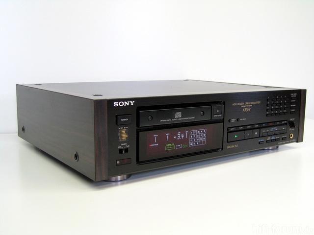 Sony Cdp X33es1 222809