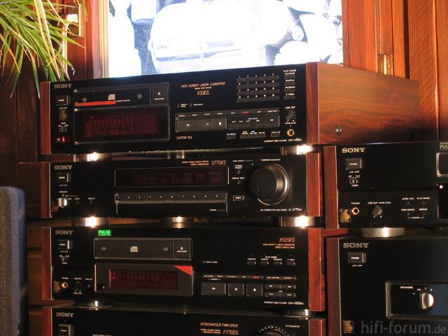 Sony CDP-X33ES